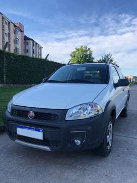 Fiat Strada Working 1.4 8v Doble cabina