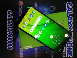 Moto g7 power 4ram 64gb muy buenas condiciones caja factura legal y garantia