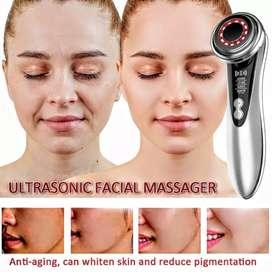 Masajeador Facial Photon Luz LED