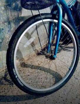 Bicicleta Zonda Playera Rod 26