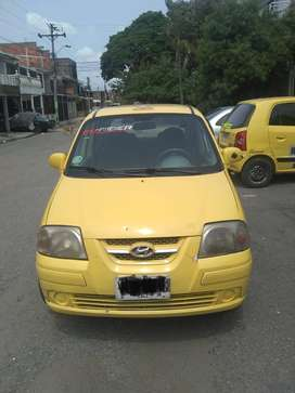 vendo taxi hyundai atos listo para traspaso