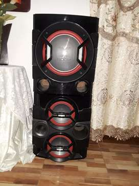 Bafles de equipo de sonido