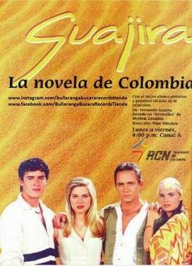 Guajira (1996-1997) [Pepe Sánchez, Fernando Gaitán] Serie completa 100 episodios + 8 películas Obsequio Envío incluido
