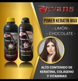 Shock de Keratina Evans Brasil