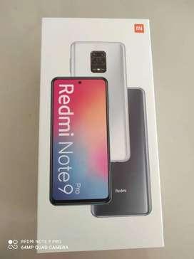 Vendo Xiaomi  note 9pro 6gb ram/128gb de almacenamiento
