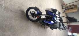 Moto Italika sZ 150