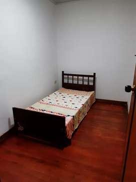 Habitación sin amoblar en el centro de Manizales