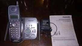 Teléfono Inalámbrico Panasonic 5.8 Ghz