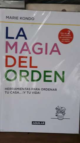LA MAGIA DEL ORDEN (nuevo)
