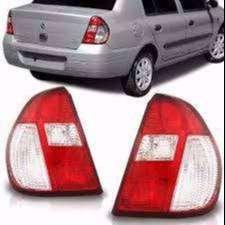 FAROS TRASEROS RENAULT CLIO 4 PUERTAS CON BAUL DEL 2004 EN ADELANTE