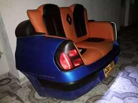 Vendo silla personalizada