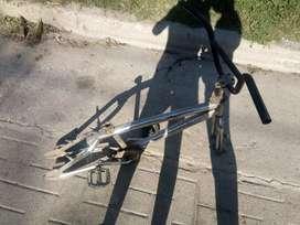 Cuadro de BMX