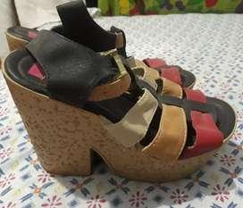 vendo calzados d mujer