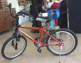 Bicicleta Tomaselli Kid Varón