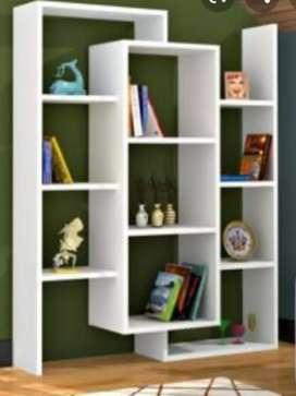 Se hacen bibliotecas en materiales garantizados