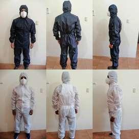 Remato trajes de bioseguridad