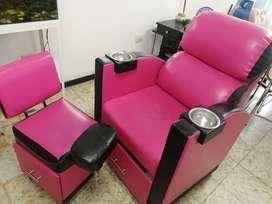 mueble de pedicure, negociable