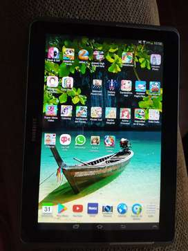 "Vendo tablet Samsung Galaxy Tab 2  , 10.1 GT-P5113 10.1"" 16 GB Android 4.0 WiFi Tablet plata"