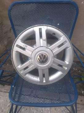 Vendo Llantas Originales VW