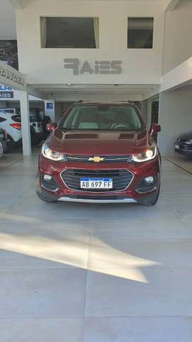CHEVROLET TRACKER AWD LTZ