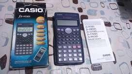 Calculadora científica Casio fx- 95 MS