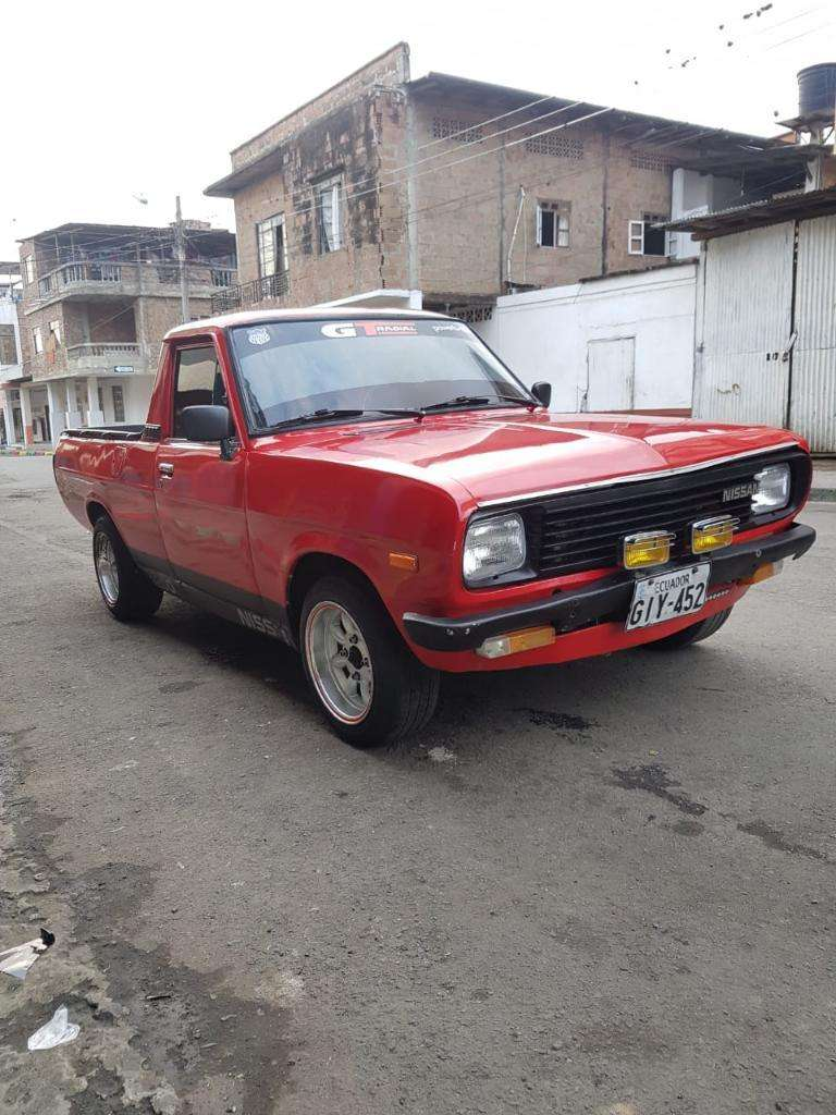 Datsun 1200 Año 90 Full Aire Reparada 0