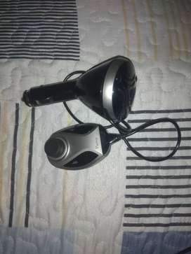 Bocina Bluetooth para carro