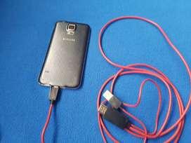 Cable HDMI MHL para Samsung S3 S4 S5