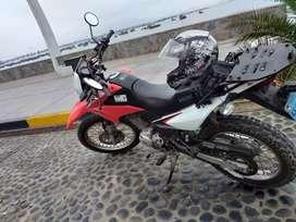 Vendo moto Honda en perfecto estado