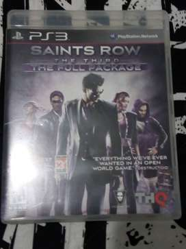 Saints Row the third full package PS3