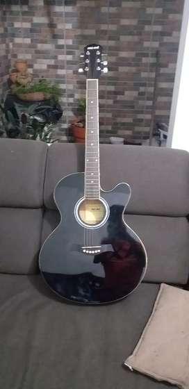Guitarra mc-art número de serie A13CE-B