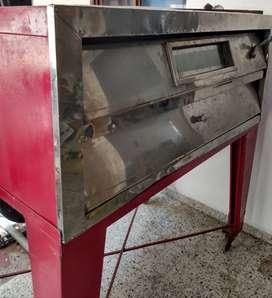 Vendo horno a gas para panaderia o para pizzeria