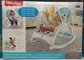 Mesedora para bebé Fisher Price