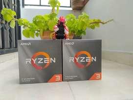 Ryzen 3 3300X nuevo y sellado. Garantía de 6 meses. + Envío gratis!