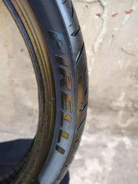 Cubierta Radial Delantera, Pirelli Super City (para Moto)