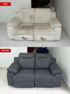 Retapizamos tus muebles