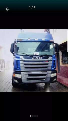 Camion jac hcf 1180 año 2012 muy buenas condiciones