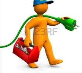 Servicio electricista contamos con factura