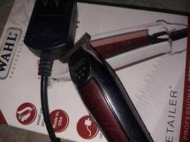 Máquina barbera y patillera