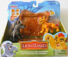 la guardia del leon juguete disney