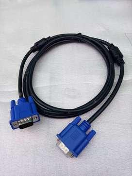 Cable VGA de 1.8 metros para Monitor a PC