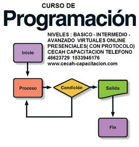 CLASES DE PROGRAMACION EN CABALLITO