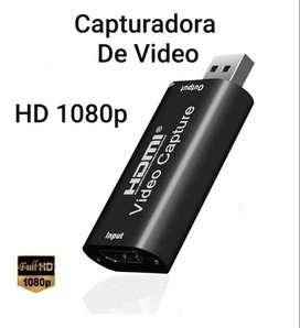 Capturadora HDMI