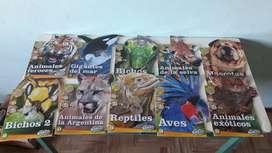 Art 331  Revistas Colección Tesoros y Misterios del Mundo Animales Billiken Precio por Unidad