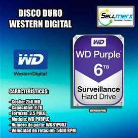 Disco Duro Western Digital Hdiwd60purz