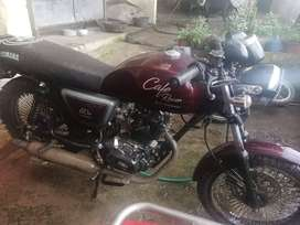 Moto 170cc