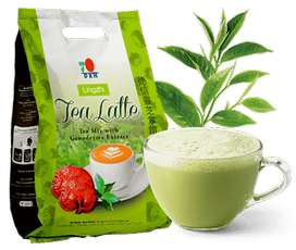 DXN LINGZHI TEA LATTE