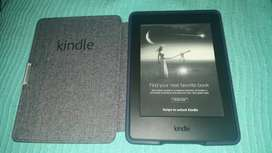 Kindle Paperwhite Táctil C/ Backlight + Funda Original