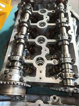 tapa decilindros motor THP peugeot , mini cooper , citroen