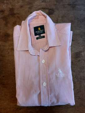 Camisa Royal Country of Berkshire Polo Club